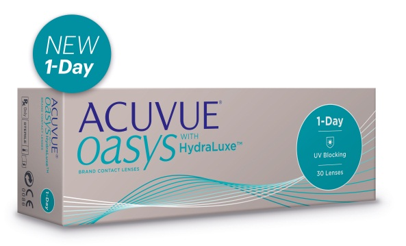 ACUVUE® OASYS 1-Day