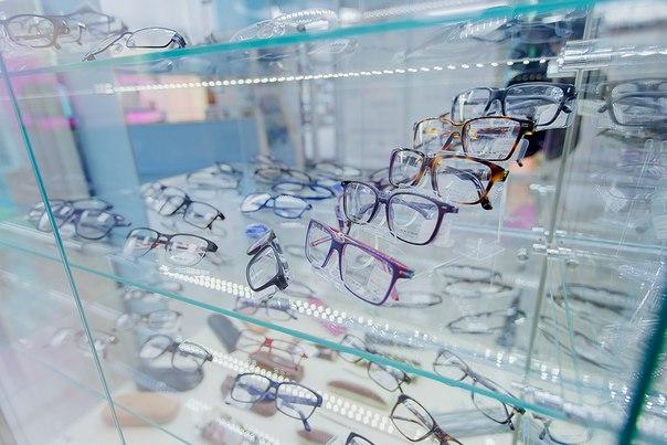 линзы для очков в салоне оптики Мой взгляд