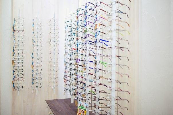 """готовые очки в салоне """"Мой взгляд"""""""