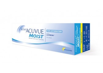 1-Day Aсuvue Moist for Astigmatism